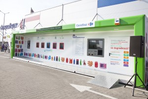 SIBIU - SMART collection station launch